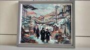 Zu verkaufen gemalde Jüdischen Viertel