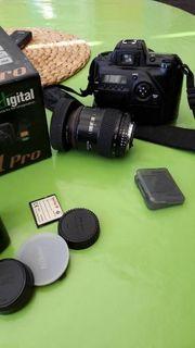 Digital Kamera fujifilm s1 pro