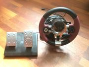 HAMA Racing Wheel Thunder V5