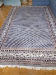 Orientteppich Mir zartblau