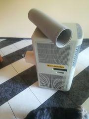 Klimaanlage gegen Aufsitzmäher