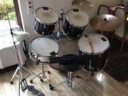 Schlagzeug komplett Sonor Paiste Meinl