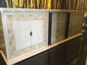 Versace Wohnzimmerschrank mit Sideboard