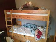 Hülsta Stockbett mit Bettkasten