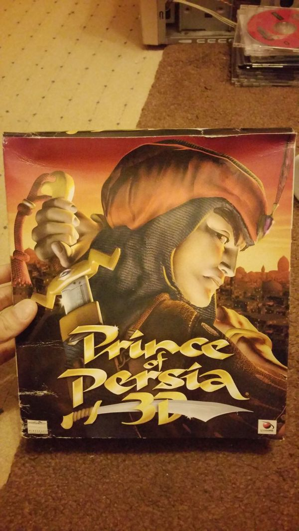 Prince of Persia 3D PC -