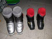 Kinderski verschiedene Größen Schuhe Stöcke