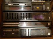 Technics System Radio Tape Cassette