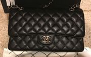 Authentic Chanel Classic 2 55