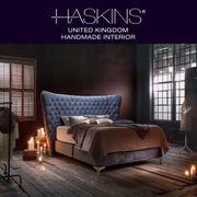 Meisterwerk Sekret Original Haskins Boxspringbett