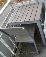 Gartenmöbel-Set Falster in grau von