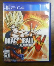 Dragonball Xenoverse PlayStation