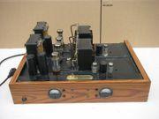 2 studio tube amplifier VE35
