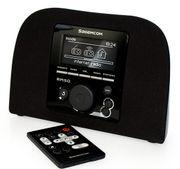 1 1 AudioCenter Internetradio -Fernbedienung