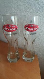 Bier Gläser 2 Stk