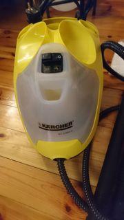 KärcherDampfreiniger SC 2500C mit Zubehör