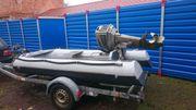 Festrumpfschlauchboot mit 40