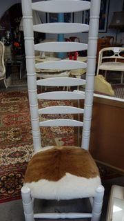 hoher toller Stuhl,