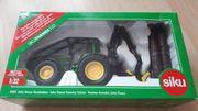 Siku John Deere Forsttraktor 4063