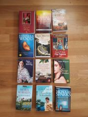 12 Bücher  Tachenbücher