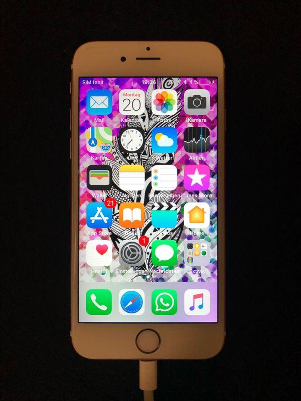 iPhone 6s wie neu - Köln Höhenberg - Verkaufe hier ein iPhone 6s in Rosegold mit 64 gb ohne Macken oder Kratzer. Ovp und Rechnung vorhanden. Kann gerne versendet werden! - Köln Höhenberg