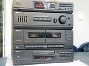 Sony Stereoanlage CD