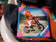 Playmobil Special Motocrosser