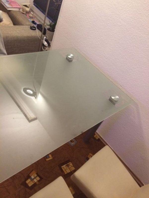 esstisch tisch wei hoch gebraucht kaufen nur 4 st bis 75 g nstiger. Black Bedroom Furniture Sets. Home Design Ideas