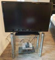 Fernseher mit Receiver +