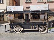 Imbiss - Wagen Foodtruck Streetfood Verkaufswagen