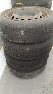 4 Stück Reifen