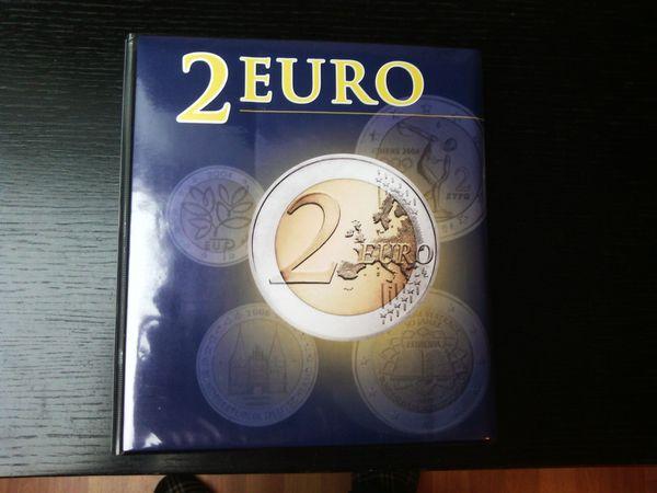 St128 X 2 Euro Gedenkmünzen Komplett Alle Länder Außer Zwergstaaten