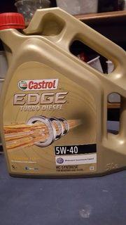 Castrol Edge Titanium 5W-40