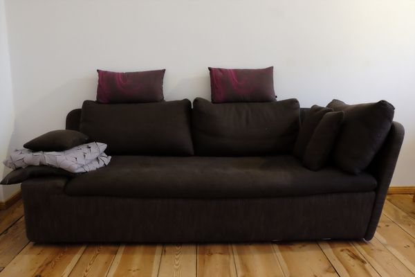 Gemütliches Sofa Zu Verschenken In Berlin Biete Kostenlos Private