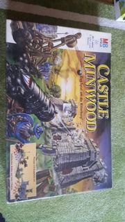 MB Spiele Rarität Castle Minwood