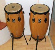 Club Salsa Percussion Conga Set -