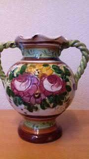 schöner kleine r Vase Krug