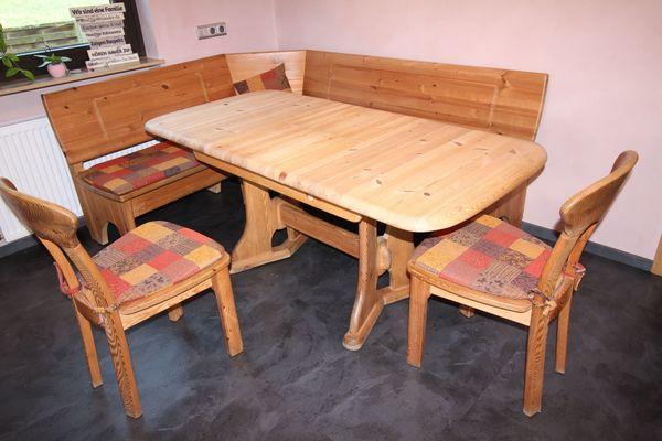 Essecke Küchentisch mit Bank und Stühlen in Biebergemünd ...
