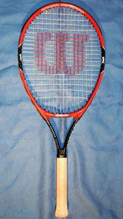 Tennis Kinder Junior Schläger Wilson