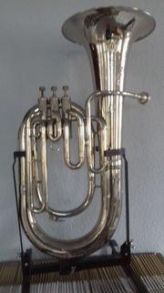 Euphonium Silver Bariton Horn Mahillon