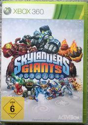 Verkaufe XBox Spiel Skylanders Giants
