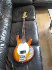 Bassgitarre Musicman Stingray,