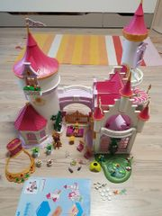 Playmobil großes Prinzessinnenschloss