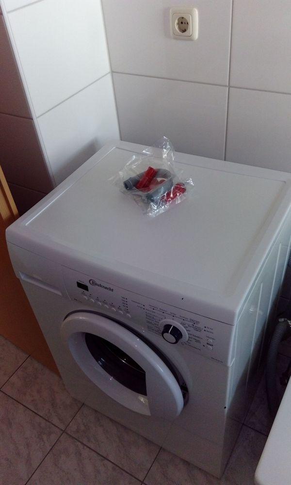 waschmaschine bauknecht ankauf und verkauf anzeigen billiger preis. Black Bedroom Furniture Sets. Home Design Ideas
