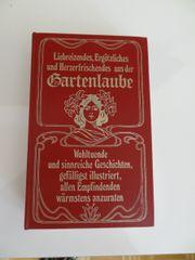 Gartenlaube Originalausgabe des