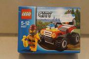 LEGO Set 4427 Feuerwehr Buggy