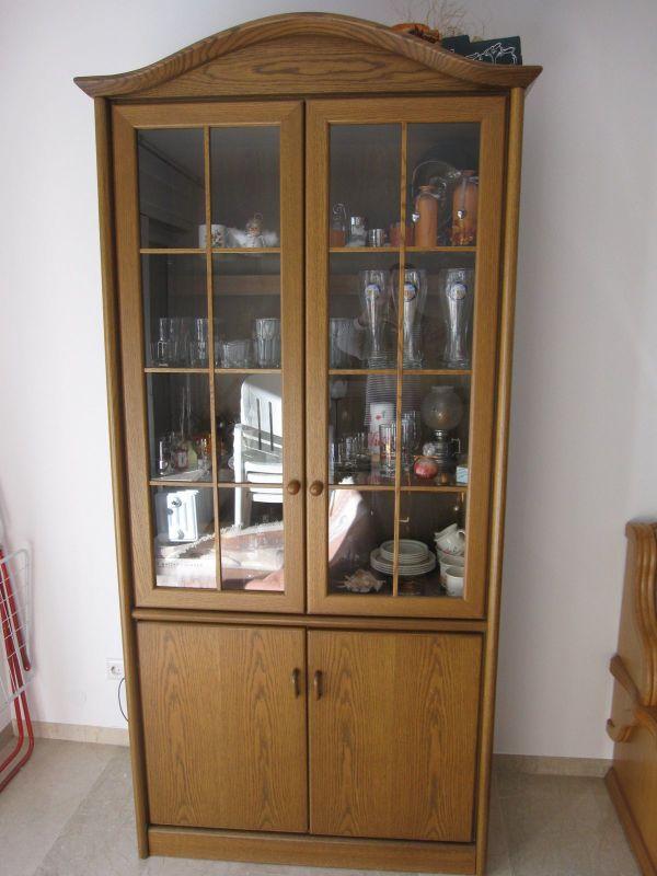 eiche rustikal günstig gebraucht kaufen - eiche rustikal verkaufen ... - Eiche Rustikal Wohnzimmer