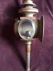 Kutschenlampen alt Antiquitäten