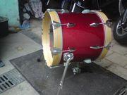 14x12 Zoll Akustik bassdrum Eigenbau