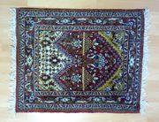 Orientteppich Handgeknüpft 60x72