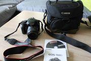 Canon digitale Spiegelreflexcamera